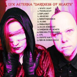 Album Cover Rückseite